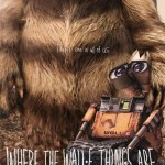 Wall-E Where the Wild Things Are