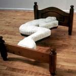 Weird Bed