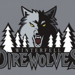 Winterfell Direwolves