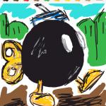 bomb draw something