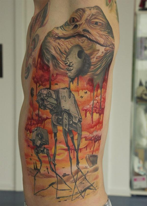 dali-wars-tattoo