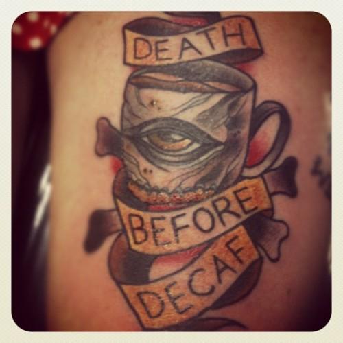death-decaf