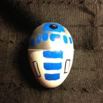 geeky R2D2 Easter Egg