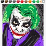 joker draw something