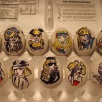 lady Gaga Easter Eggs