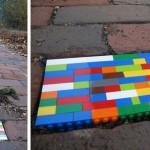 lego Street art 3