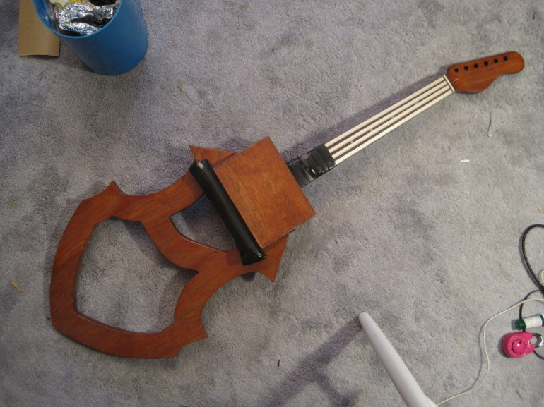 Magnetovore Magnetic Cello