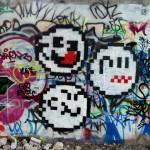 pacman street art 6
