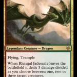 rhaegal card