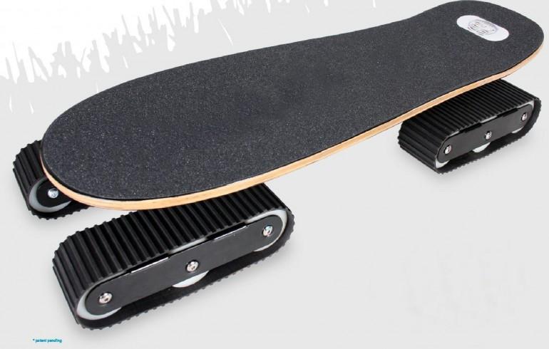 Rockboard Descender Decks