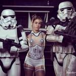 star wars body paint 5