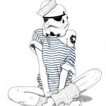 stormtrooper woman