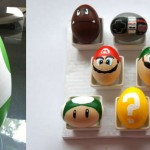 super mario Easter Eggs