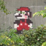 super mario graffiti steert art 1