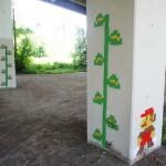 super mario graffiti steert art 3