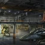Avengers Hangar