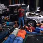 Back to the future behind the scenes 1