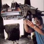 Back to the future behind the scenes 3