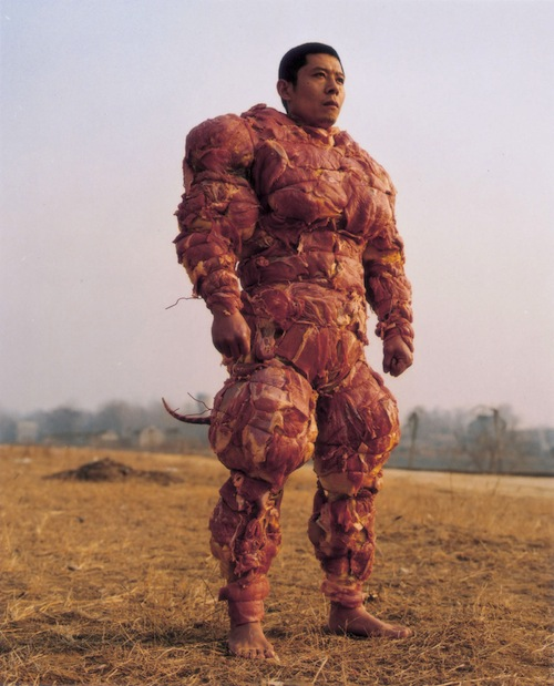 Bacon armor