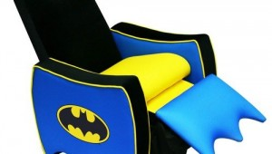 Batman & Batgirl Recliners