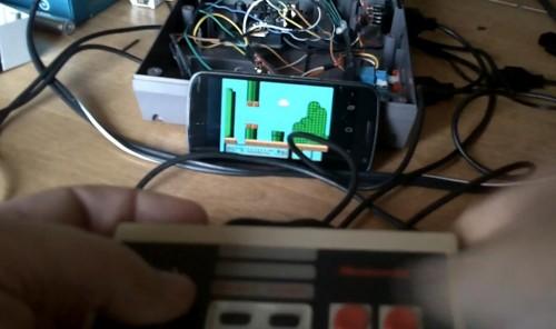 Bluetooth-NES-Controller