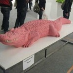 Chewing Gum Croc