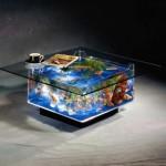 Coffee Table Aquariam
