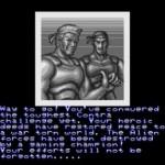 Contra III ending Image