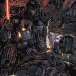 Darth Vader Vs Alien