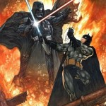 Darth Vader vs Batman