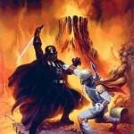 Darth Vader vs Bobba Fett