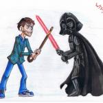 Darth Vader vs House