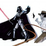 Darth Vader vs Indiana Jones