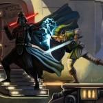Darth Vader vs Link