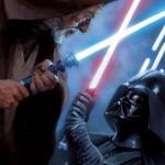 Darth Vader vs Obi Wan