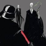 Darth Vader vs Voldemort