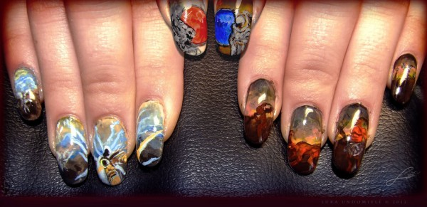Diablo-3-Fingernail-Art