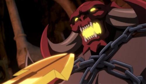 Diablo 3 Wrath Cartoon Image 1