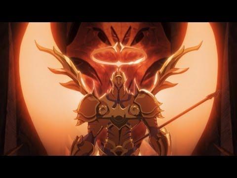 Diablo 3 Wrath Cartoon Image 2
