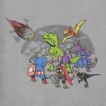 Dinosaur Avengers