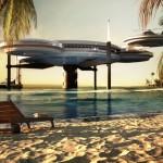 Dubais Underwater Hotel