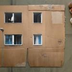 EVOL Cardboard Art 2