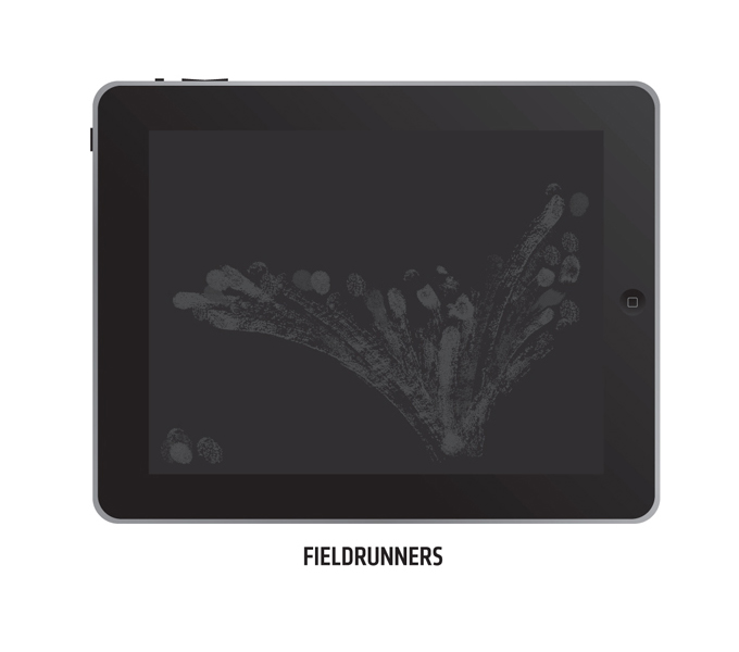 Fieldrunners-fingerprints