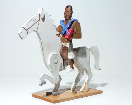 Funny Old Spice Guy Action Figure 1