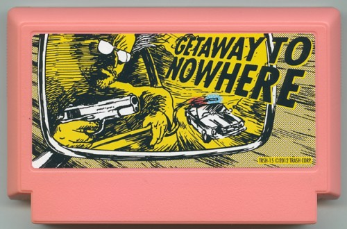 GETAWAY TO NOWHERE (Clearly not Super Mario Bros.) Cart Image