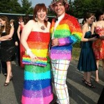 Gay Right Prom Dress