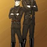 Godric and Eric
