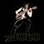 Guitar Han Solo