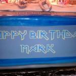 Iron Maiden Birthday Cake 2
