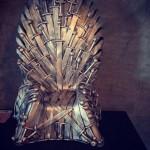 Iron Throne Cake 1